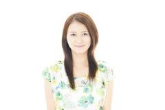 азиатские детеныши женщины портрета стоковые фото