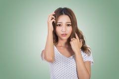азиатские детеныши женщины стоковые фото