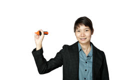 Азиатские женщины дела Стоковое Изображение RF