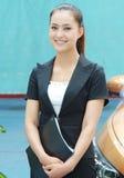 азиатские женщины Стоковое Изображение