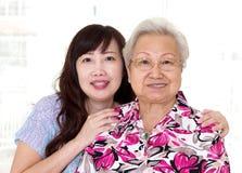 Азиатские женщины стоковое фото rf