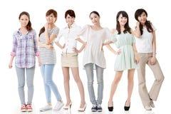 Азиатские женщины стоковые фото