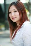 азиатские коммерсантки молодые Стоковая Фотография RF