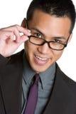 азиатский бизнесмен стоковые изображения rf
