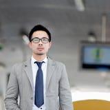 Азиатский бизнесмен стоковые изображения