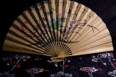 азиатский вентилятор Стоковая Фотография