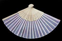 Азиатский вентилятор Стоковое фото RF