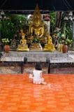 азиатский висок веры Стоковая Фотография