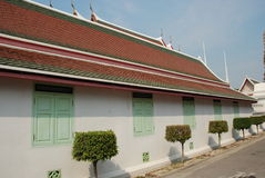 азиатский висок Таиланд Стоковые Фото