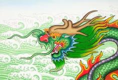 азиатский дракон стоковые фотографии rf