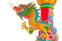 азиатский дракон Стоковое Изображение RF