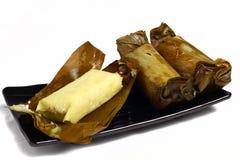 Азиатский десерт риса стоковое изображение