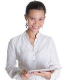 Азиатский женский профессионал II стоковое фото rf