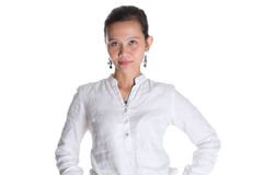 Азиатский женский профессионал VII стоковая фотография rf