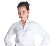 Азиатский женский профессионал VIII стоковая фотография