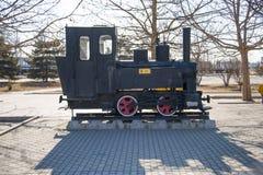 Азиатский китаец, Пекин, железнодорожный музей, положение Стоковое Фото