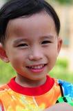 азиатский мальчик Стоковая Фотография