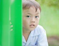 азиатский мальчик Стоковые Изображения