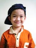 азиатский мальчик Стоковое фото RF