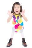 азиатский малыш Стоковое фото RF