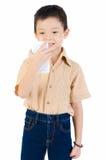азиатский мальчик стоковая фотография rf
