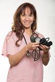 Азиатский медицинский профессионал Стоковые Фотографии RF