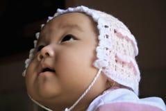 азиатский младенец стоковые фотографии rf