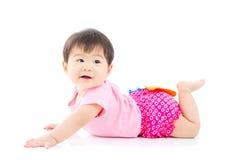 азиатский младенец стоковое изображение rf