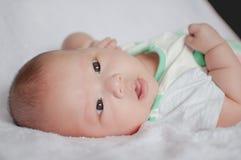 азиатский младенец стоковая фотография rf
