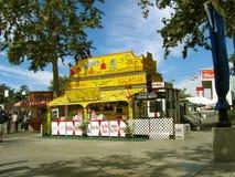 Азиатский дом еды стиля, Los Angeles County справедливое, Pomona Fairplex, Калифорния, США стоковая фотография rf
