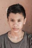 азиатский подросток Стоковые Фотографии RF