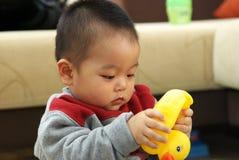 азиатский ребенок Стоковая Фотография RF