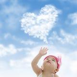 азиатский ребёнок Стоковая Фотография