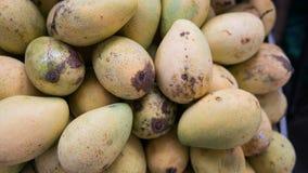 азиатский рынок плодоовощ fruits тропическо стоковые изображения