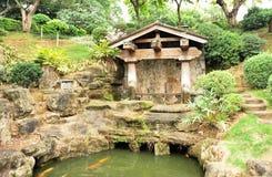 азиатский сад Стоковые Изображения RF