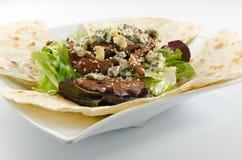Азиатский салат из курицы Стоковая Фотография RF