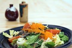 азиатский салат Стоковое фото RF