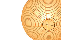 азиатский светильник традиционный Стоковое Фото