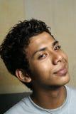 азиатский содружественный портрет человека стоковое изображение rf