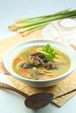 Азиатский суп кабеля вола Стоковое Изображение