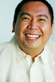 азиатский счастливый мужчина стоковое изображение rf