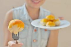 Азиатский традиционный десерт Стоковое Изображение RF