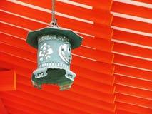 азиатский фонарик Стоковые Фото
