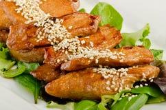 Азиатский цыпленок Стоковые Изображения RF