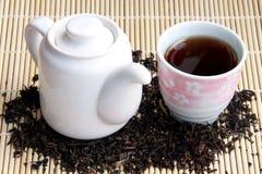 Азиатский чай стоковые фото