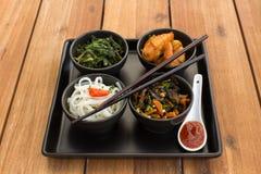 Азиатское блюдо Стоковая Фотография RF