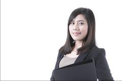 Азиатское дело женщины Стоковое Фото