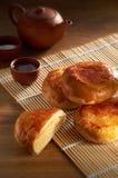 азиатское печенье фасоли Стоковое фото RF