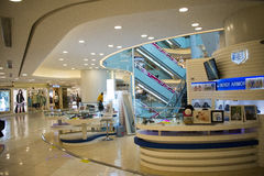 Азиат Китай, Пекин, Wangfujing, торговый центр APM, магазин дизайна интерьера, Стоковые Фотографии RF