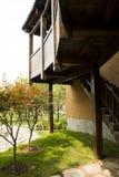 Азиат Китай, экспо сада Пекина, местные характеристики здания, пола стоковые фотографии rf